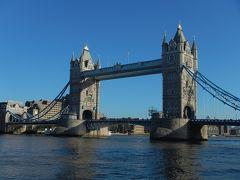 冬のロンドン・パリ家族旅行①(出発~ロンドン)
