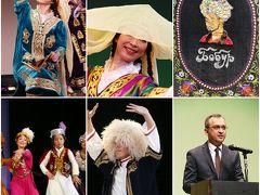 ウズベキスタン舞踊を見る(「ナウルーズ イン ジャパン 2018」の公演から)