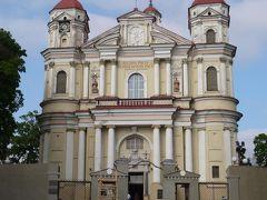 春のポーランド・リトアニア・ラトビア三国巡り その12 聖ペトロ&パウロ教会とウジュピス地区観光