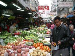 2008年春:春節前の香港 忙しない香港がさらに忙しなく… [旺角、油麻地、中環]