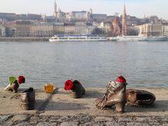 2018新春3泊4日ブダペスト旅行 3日目 ドナウ川を中心とした市街観光