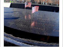 ...なにも、言えない...N.Y...(Memorial & Museum National 11 September/マンハッタン/ニューヨーク/アメリカ合衆国)