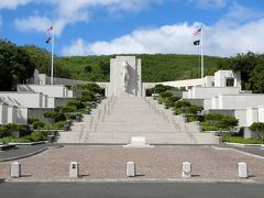 ハワイの休日・長いようで短かった23日間 26年振りに・近くて遠かった「パンチボウル:国立太平洋記念墓地」を訪れ、心を洗われました。(2018)