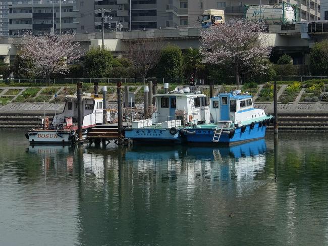 山手線品川駅で京急本線で乗り換えて<br /><br />鮫洲の駅を降りて 東海道を越していけば 次は しながわ花海道です。