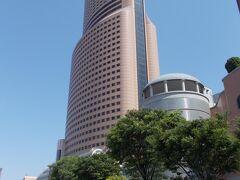 45階・・母の日  ディナー @オークラ アクトシティホテル浜松