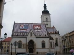2014年春:アドリア海東沿岸を北上する旅9・クロアチア[ザグレブ]