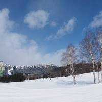 北海道トマムの冬旅**ふわふわの雪 1日目