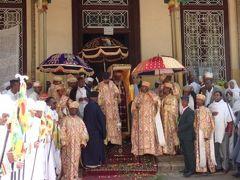 エチオピア12日間 ⑤アディスアベバのティムカット祭