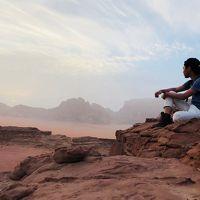 カタコト英語でのヨルダン一人旅 アブダビ移動日