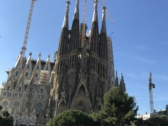 スペインの旅 ~バルセロナ 1日目~