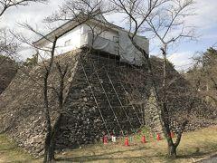 三重県の城跡巡り:亀山城跡