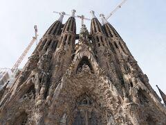バルセロナの旅行記