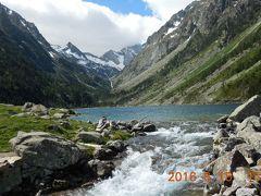 初夏の南西フランスを巡る 9 8日目 ピレネー国立公園