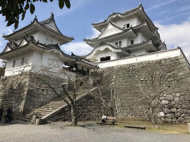 三重県の城跡巡り:伊賀上野城跡
