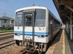 2017年7月 青春18きっぷで行く三江線とトロッコ列車おろち号の旅 (1) 芸備線と廃線となった三江線乗車編