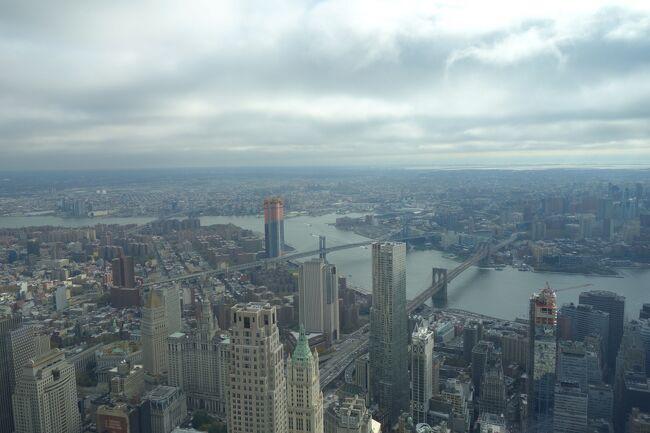 昨年秋に久しぶりのニューヨーク旅行。<br />今回は私はビジネスクラス往復、夫は片道がビジネスクラス、帰りは初ファーストクラスでした。<br /><br />旅行手配<br />★航空券:ANA特典航空券(20,2500マイル+燃油サーチャージ+空港税)<br />★ホテル:ホームウッドスイーツbyヒルトン マンハッタンタイムズスクエア<br /><br />特典航空券は発券時期がサーチャージ無料期間でしたが、私のほうだけ国内線区間を後から変更したので再計算で燃油サーチャージが計上されました。それでも航空券代は格安です。(燃油サーチャージと空港税のみ)<br />ホテルはヒルトン系列のホームウッドスイーツをヒルトンアプリで予約しました。