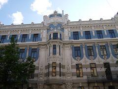 春のポーランド・リトアニア・ラトビア三国巡り その18 まだまだ続く大興奮のユーゲントシュティール建築巡り