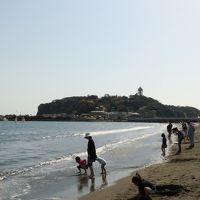 江ノ島・鎌倉満喫の旅〜江ノ島の海と鎌倉の桜を求めて〜