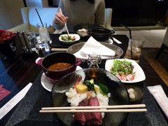 11.中国料理を楽しむ(筈だった)エクシブ箱根離宮1泊 ダイニング&ラウンジ ベラヴィスタの昼食