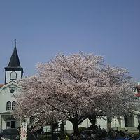 桜を求めて多治見修道院&虎渓公園、永保寺へ