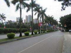 中国 「行った所・見た所」 東興の王朝飯店に宿泊して翌日は北海市に移動