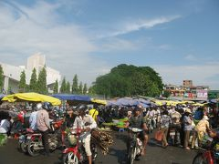 インドシナ半島一周 カンボジア   首都プノンペン