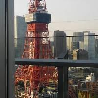 ザ・プリンスパークタワー東京★プレミアムクラブフロアで祝う誕生日♪