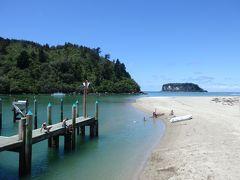 ニュージーランド北島ドライブ(3) ファカタネとコロマンデル半島編(2017年12月)