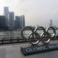 LCCで行ってくる台湾【4日目】なぜか、遠出してシンガポール。ただし、27時間だけ。