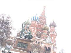 モスクワ女一人旅☆大地に生きる人々をたずねて 4日目 ノヴォデヴィチ女子修道院とサーカス