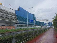 福岡空港国内線ターミナル絶賛リニューアル中 Part11