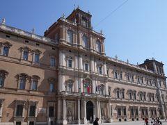 北イタリアの小さな都市巡り その2 朝のフィレンツェをウロウロしてボローニャからそのままモデナへ