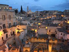 初・カタール航空ビジネスクラスで行く南イタリア周遊の旅【5日目:マテーラ散策編】
