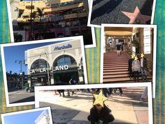 カリフォルニア 8人旅行(13歳・8歳)① ダウンタウン・USH・チャイニーズシアター等
