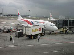 マレーシア航空ビジネスクラス クアラルンプールからプノンペン