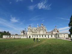 シャンボール_Chambord ロワール渓谷最大の古城!フランス・ルネサンス建築の最高傑作