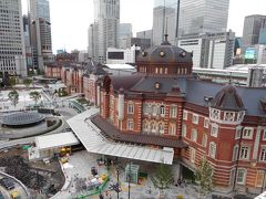2017年5月 丸の内、東京駅周辺