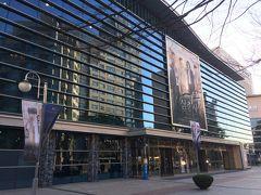 韓電アートセンターで韓国ミュージカル 180407