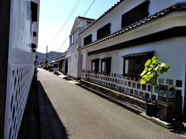 クラブツーリズムのツアーに参加して島根と山口へ。