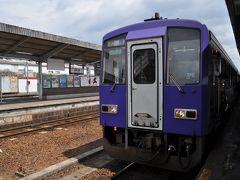 2018年4月東海地方ローカル私鉄の旅1(高速バスとJR乗り継いで伊賀上野駅へ)