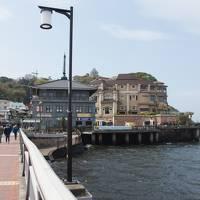 江の島から鎌倉観光