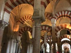 ④2018年スペイン周遊3日目~イスラム教とキリスト教の融合したメスキータ~