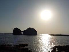 熊野三山と南紀の海岸を巡る―2- 2日目 那智山、橋杭岩、潮岬、白浜