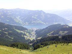 Zell am Seeへ