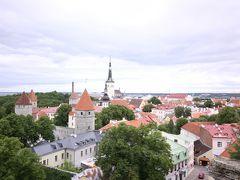 フィンランド� エストニアのタリンへ日帰りトリップ