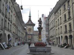 世界遺産に登録されたベルン旧市街を巡る