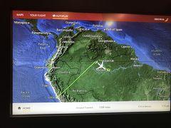 機内で急病人発生!緊急着陸!イベリア航空ビジネスクラス LIM/MAD/FRA
