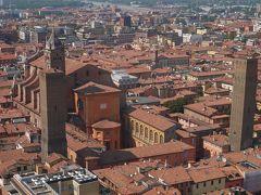 北イタリアの小さな都市巡り その5 百塔の街ボローニャを歩きまわってみる