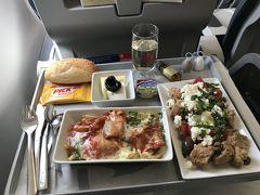 エーゲ航空 ビジネスクラス搭乗記 アテネ→プラハ