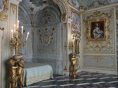 北イタリアの小さな都市巡り その7 3つの宮殿美術館を見学してジェノバの景色も楽しむ